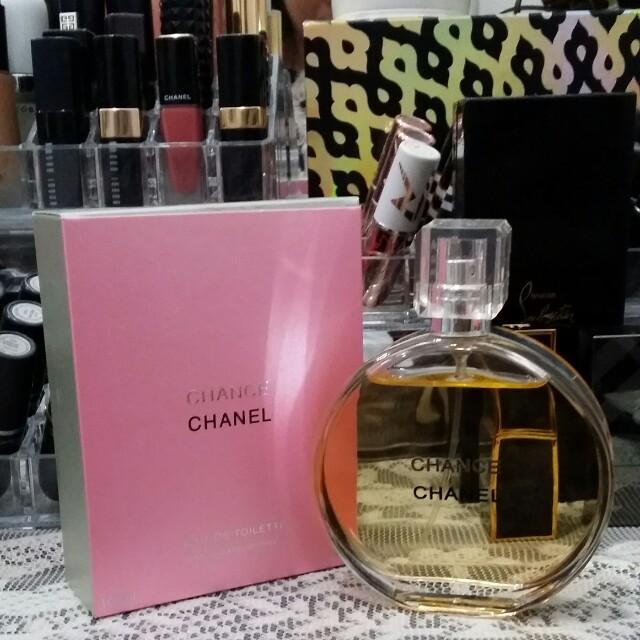 Chanel CHANCE EAU DE TOILETTE SPRAY PARFUMS (Reduced)