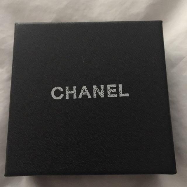 Chanel Double C gold pearl earrings- Great replicas