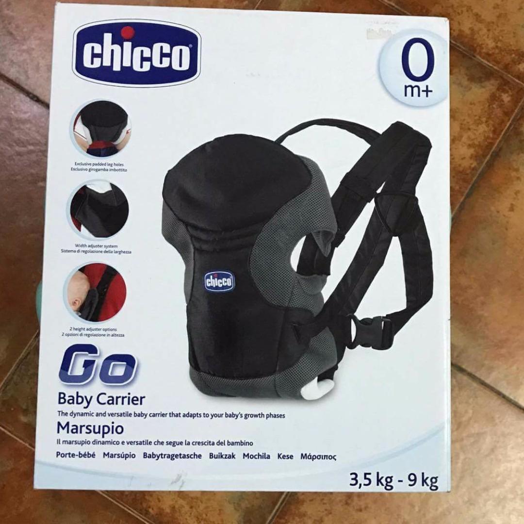 a4b9c32fb78 CHICCO Go Baby Carrier Marsupio