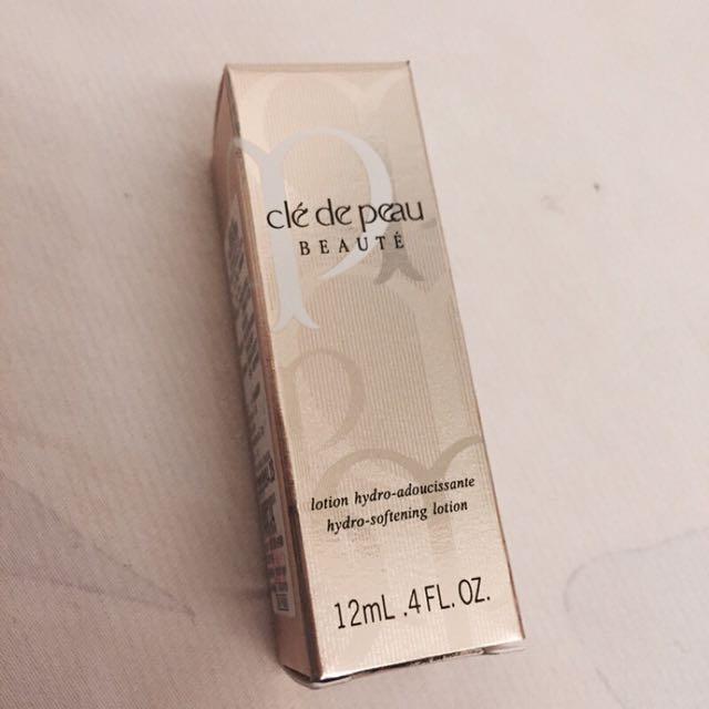 Cle De Peau Beaute 肌膚之鑰 光采柔潤保濕露 12ml
