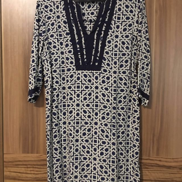 Cole Vintage Tunic Dress