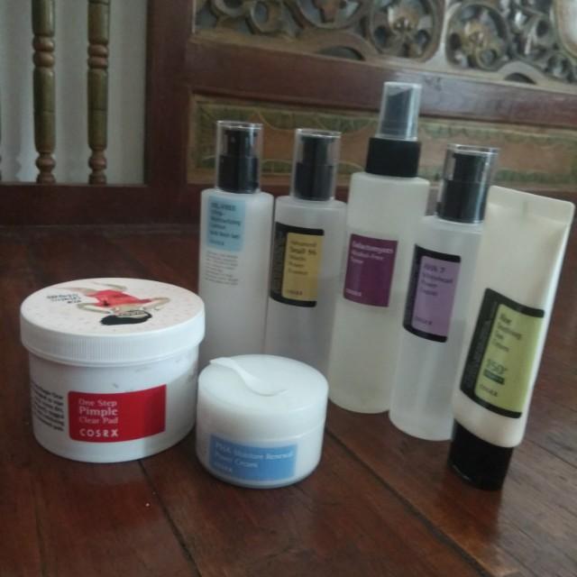 COSRX Skincare Routine