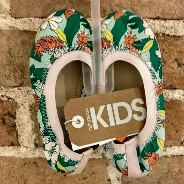 Cotton On Kids Primo Tropical Shoes
