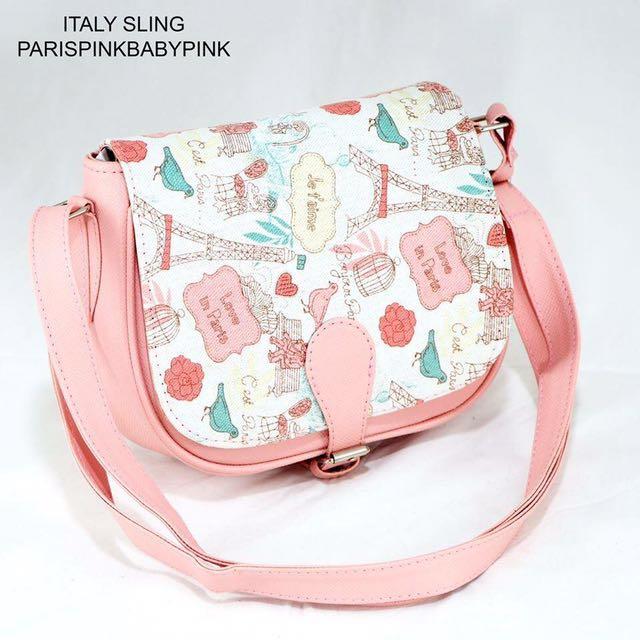 CUTE SLING BAG ❤️