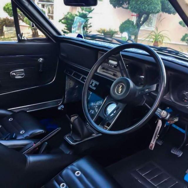 Datsun 72' 1200 GX Coupe/KB110