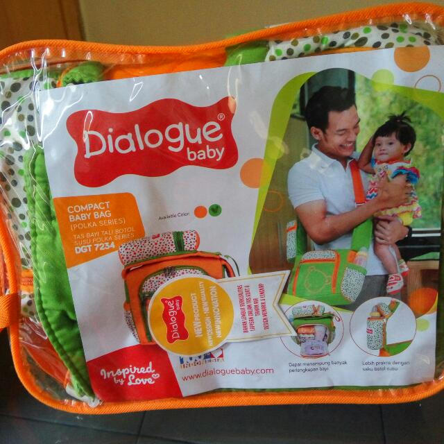 DIALOGUE Baby Diaper Bag
