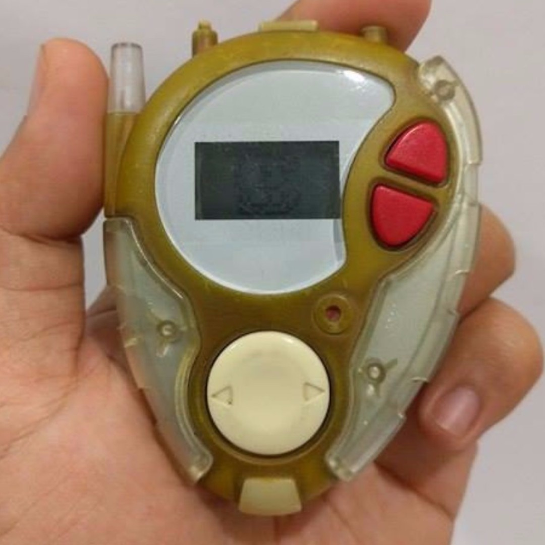 Digimon Digivice Toys
