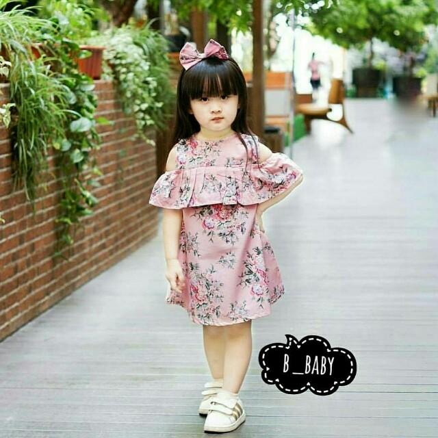 Best Seller! Dress Anak