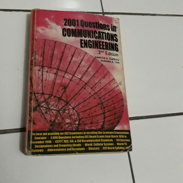 ECE Reviewer's Book, Books, Books on Carousell