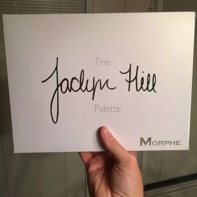 FREE SHIPPING! The Jaclyn Hill by Morphe Palette