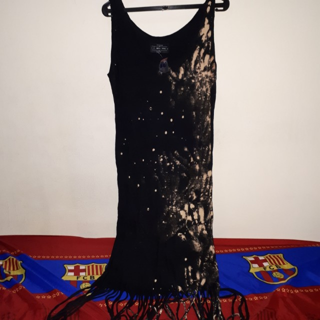 Fringe dress inksomnia