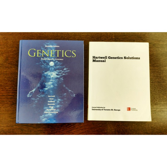 Genetics From Genes to Genomes (Canadian Edition)