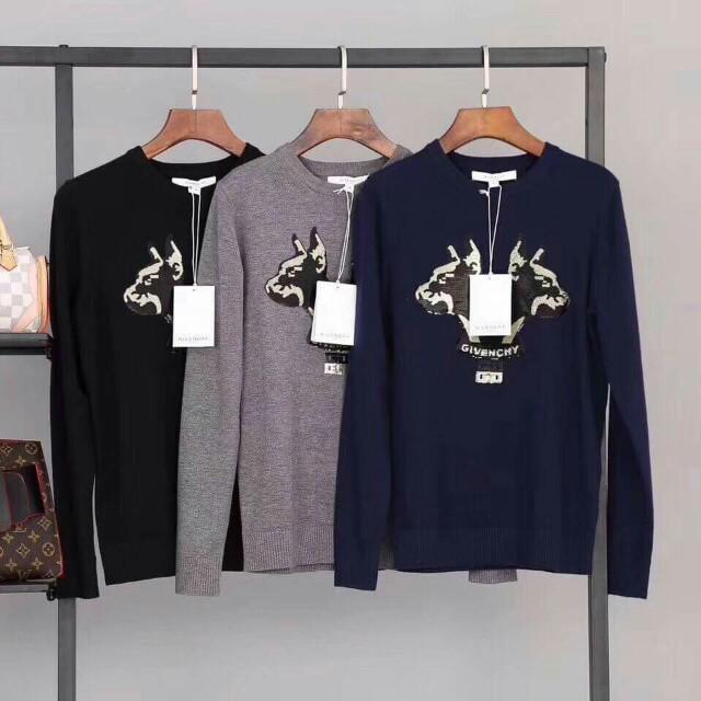 Givenchy 紀梵希 2017 秋冬系列 男士 針織衫
