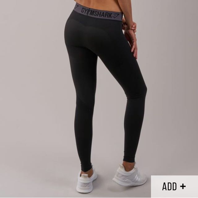 9f02f8e4a2714 Gymshark new release black Marl/ charcoal, Sports, Sports Apparel on ...