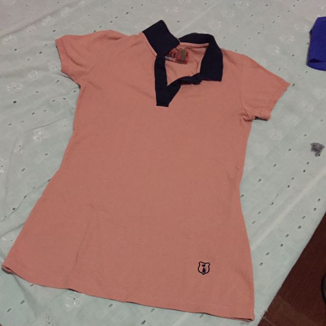 Herbench Polo Shirt Size Small