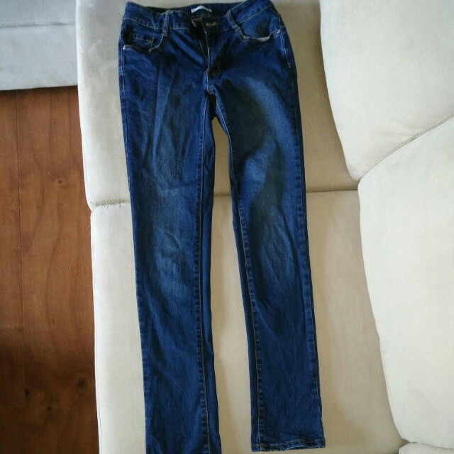 High waisted jeans size 6-8