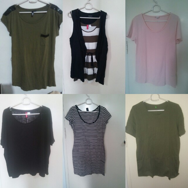 H&M Bundle (Fits Size L)