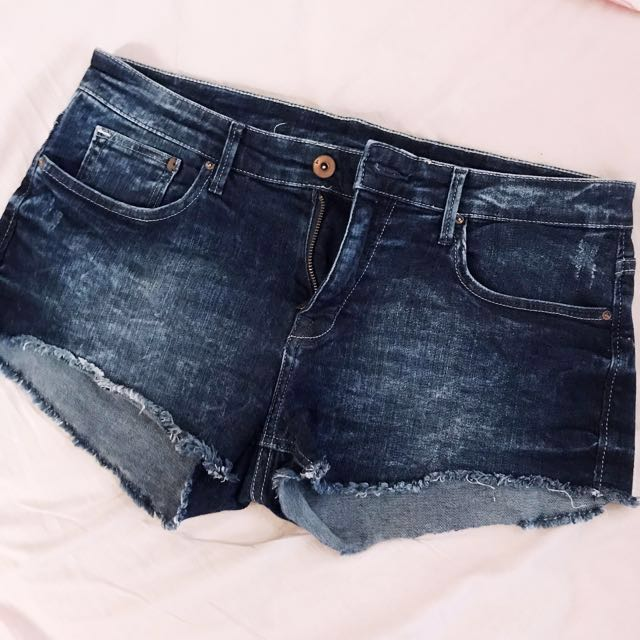 H&M midwaist shorts *TAKE ALL 5 SHORTS FOR ONLY 1300*