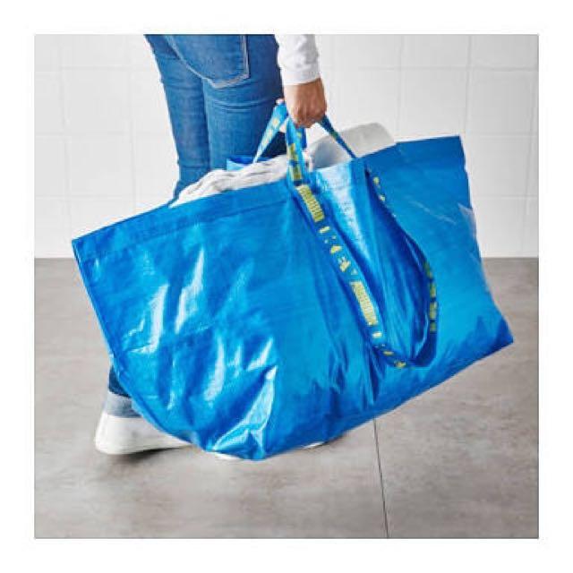 Ikea Frakta Large Bag