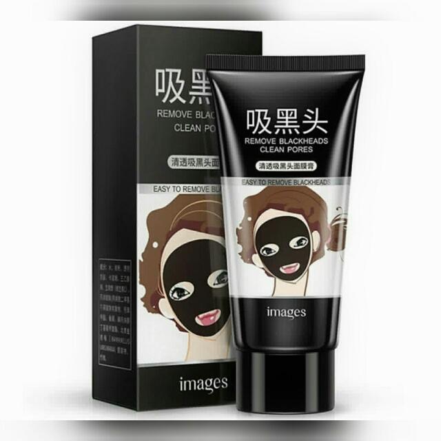 Images Charcoal Black Mask