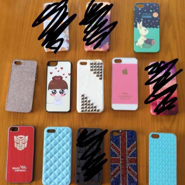 IPHONE 5/ 5S PHONE CASES 💛