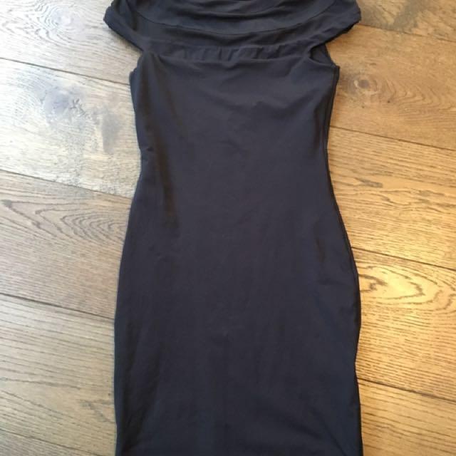 Kookai black dress