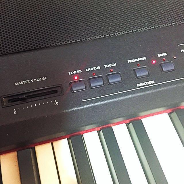 Korg SP300 Keyboard