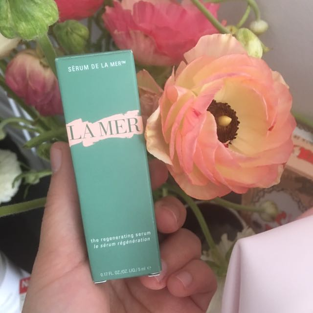 La mer (the regeneration serum ) 5ml