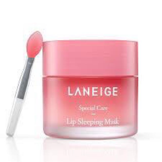 LANEIGE Lip Sleeping Mask 20g, Korean Cosmetics 👄💋