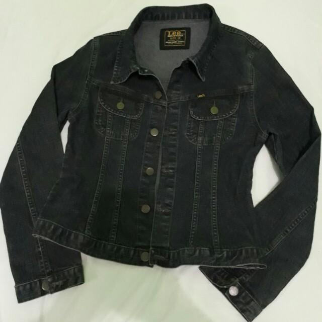 Free Shipping/LEE Denim Jacket