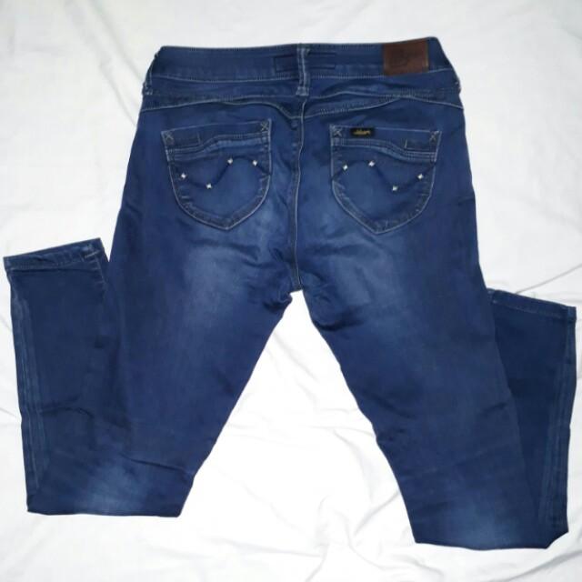 LEE Pipes Skinny Jeans