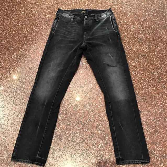 Lee x vivienne Westwood 牛仔褲