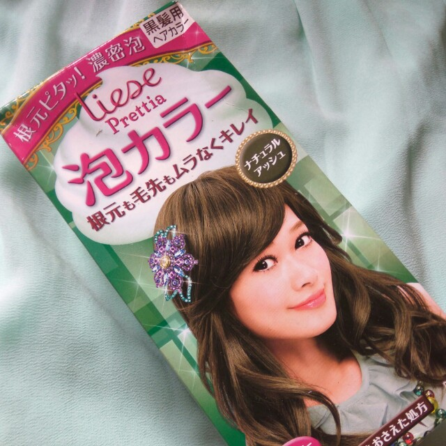 Liese Prettia Hair Color - Natural Ash