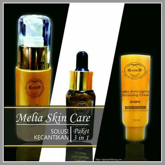 Melia Skincare HEMAT SEPAKET