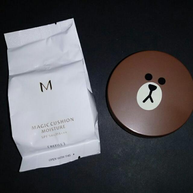 Missha Magic Cushion Shade 23 Brown