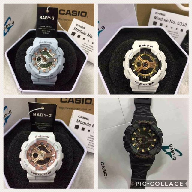 More Baby G Watches OEM