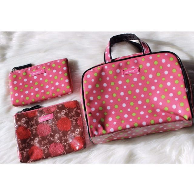 *NEW* Makeup/Toiletry Bag