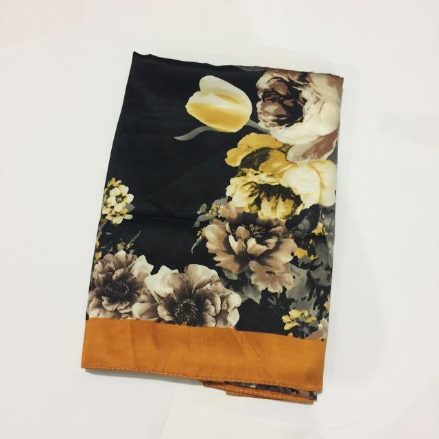[NEW] Premium Floral Hijab