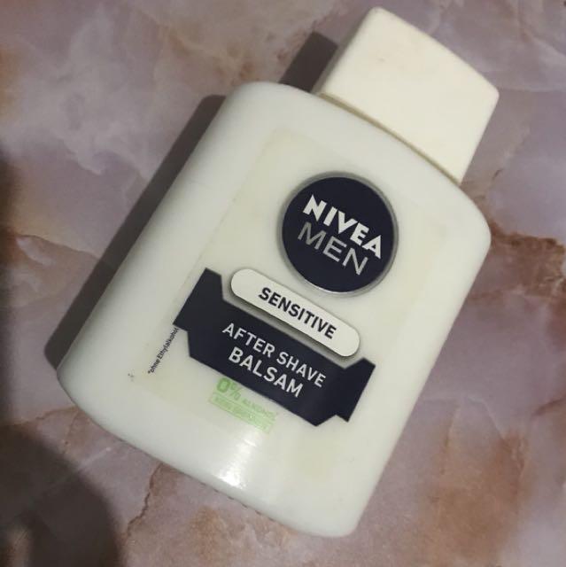 Nivea After Shave Balm / Primer