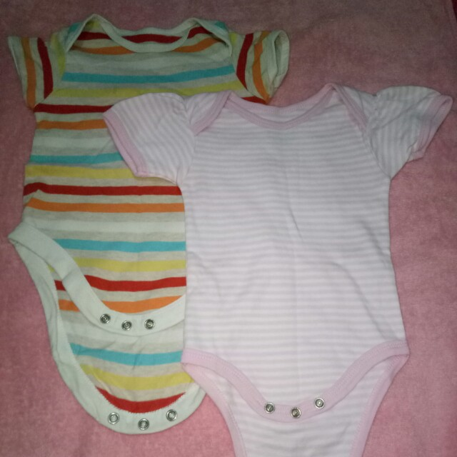 🎉REPRICED🎉Preloved😍Onesies bundle
