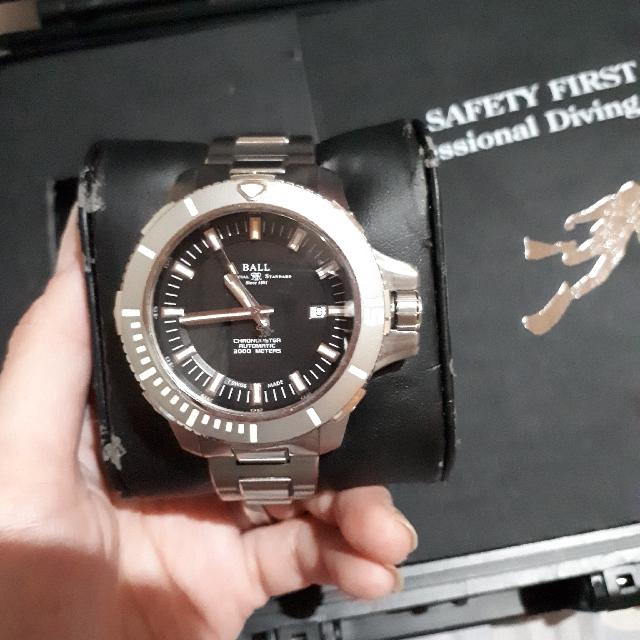 ORIGINAL BALL DIVING WATCH