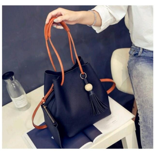 PROMOTION!! Korean Favorite Casual Design Sling Bag