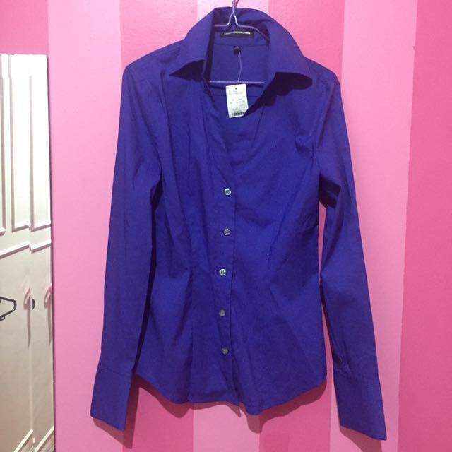 Purple Polo For Women
