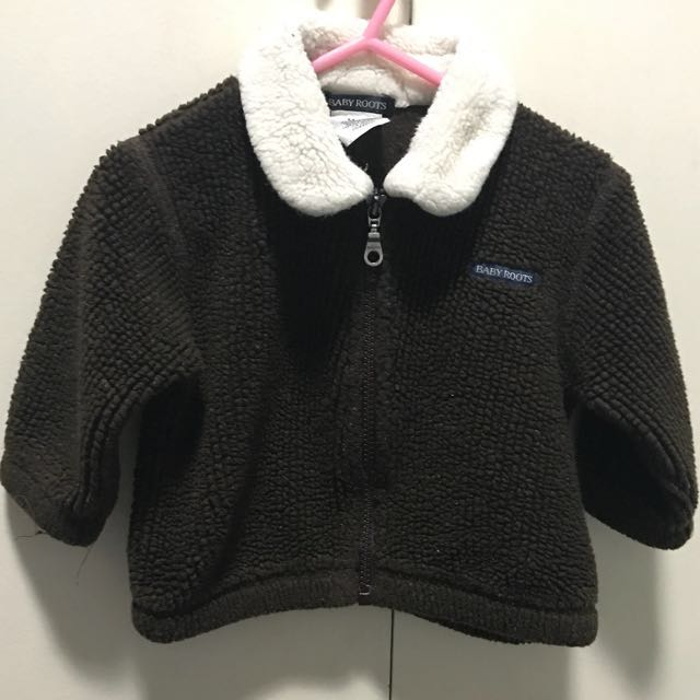 Roots Baby Jacket