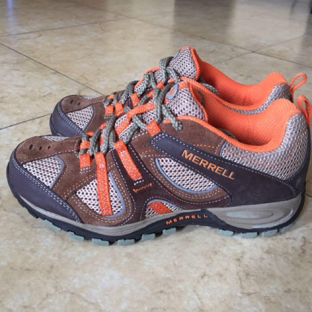 Rush: Merrell YoKota Trail shoes
