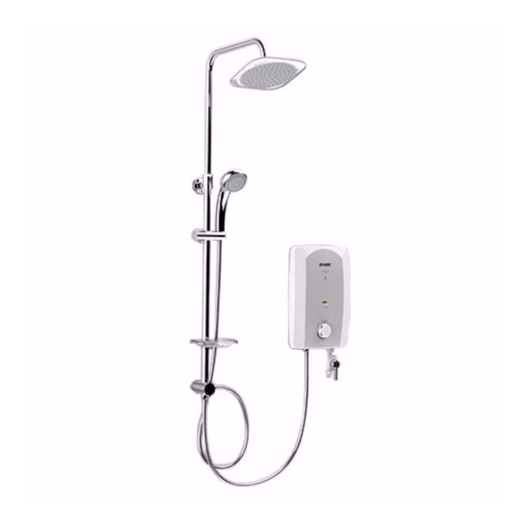 SAMAIRE I18 IMPRESSIVE RAIN SHOWER WATER HEATER, Kitchen U0026 Appliances On  Carousell