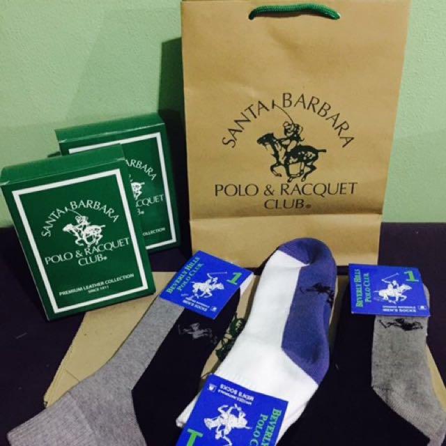 Santa Barbara Socks