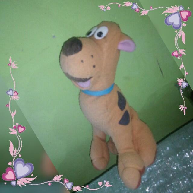 Scooby Doo Stuff toy