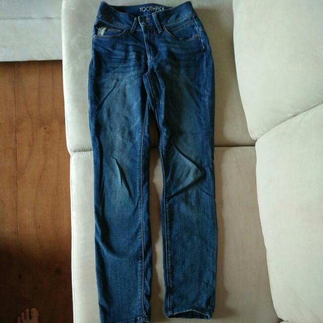 Size 6-8 jeans
