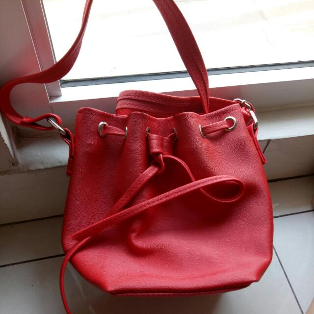 Sling Bag Colorbox Red